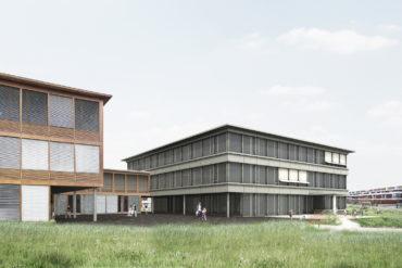 Erweiterung Schulanlage Riedmatt, Zug