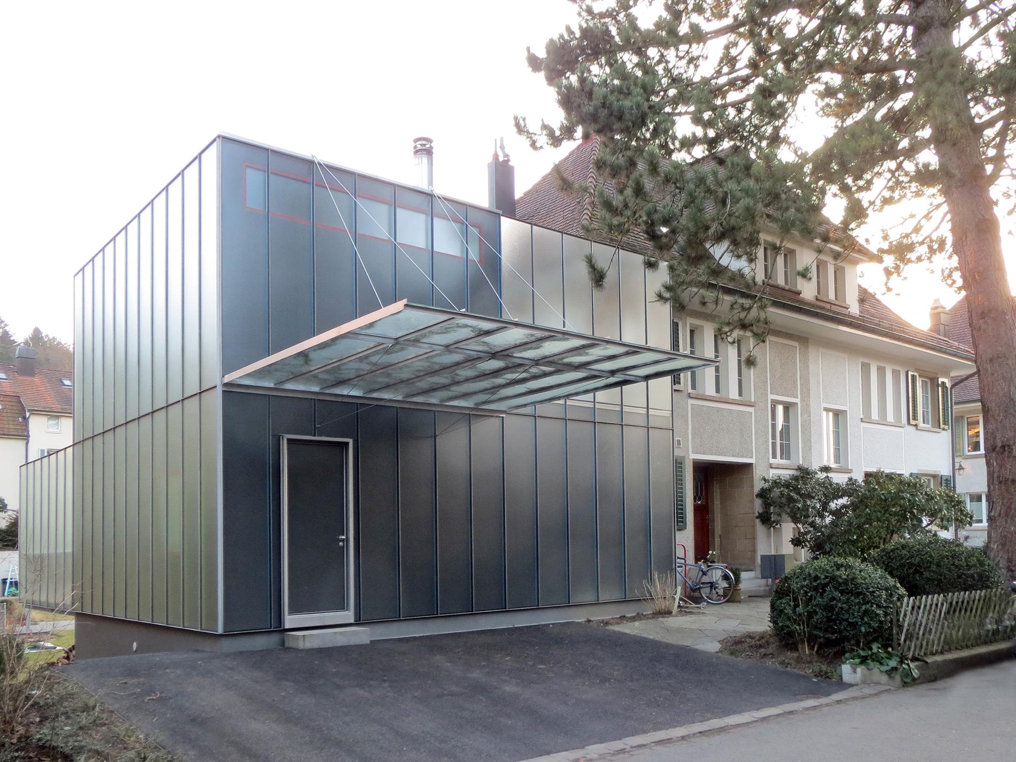Wohnhaus Möttelistrasse, Winterthur