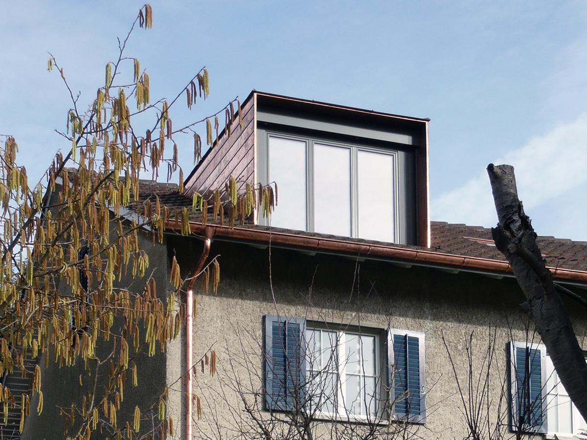 Wohnhaus Winzerstrasse, Winterthur