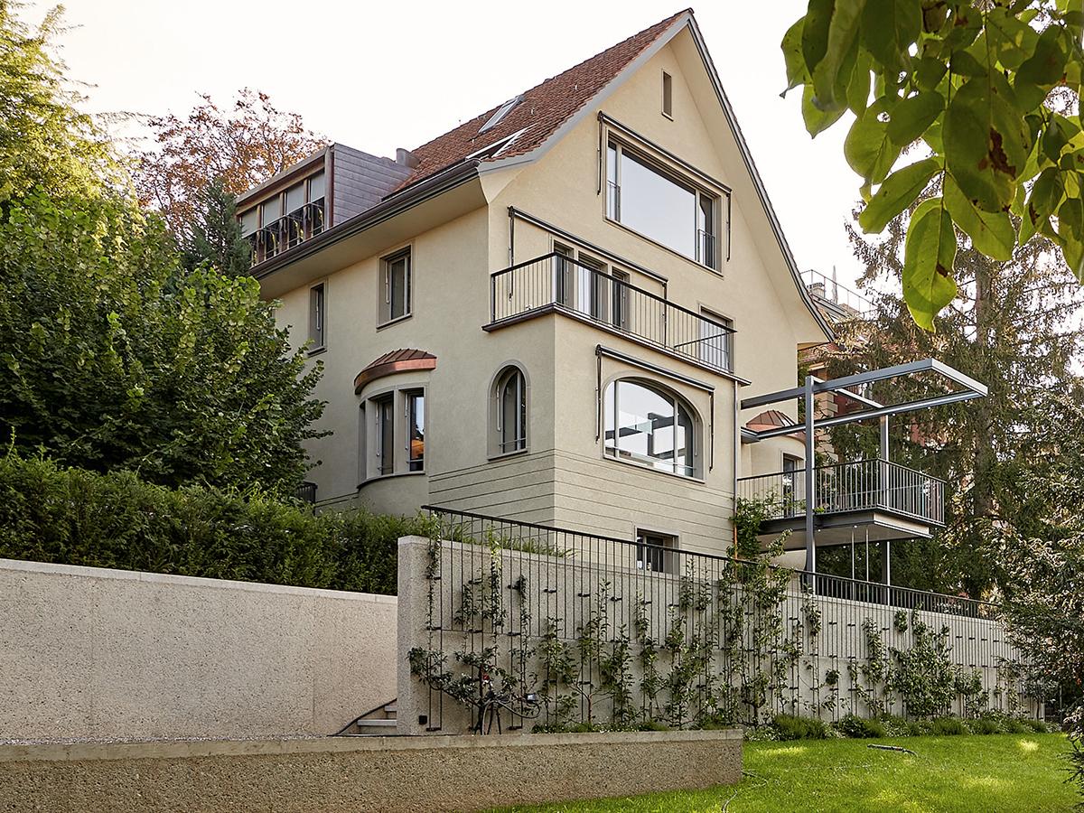 Wohnhaus Hadlaubstrasse, Zürich
